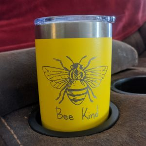 Bee Kind Travel Cup