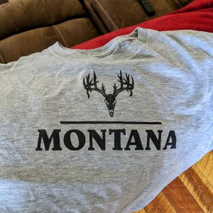 Montana Hunter T-Shirt